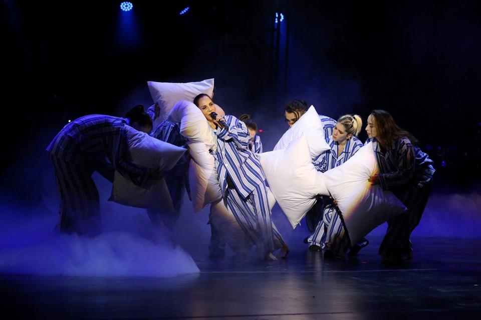 Sertab'ın Müzikali'nin yeni gösterisi yine Uniq'de 21 ve 23 şubat akşamı gerçekleşecek.
