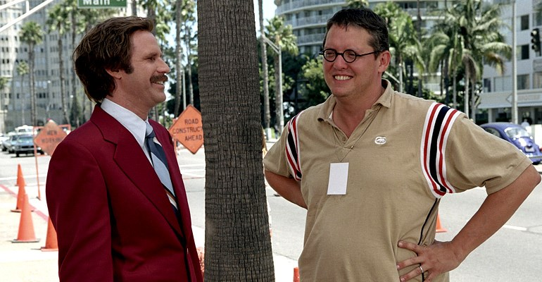Adam McKay & Will Ferrell