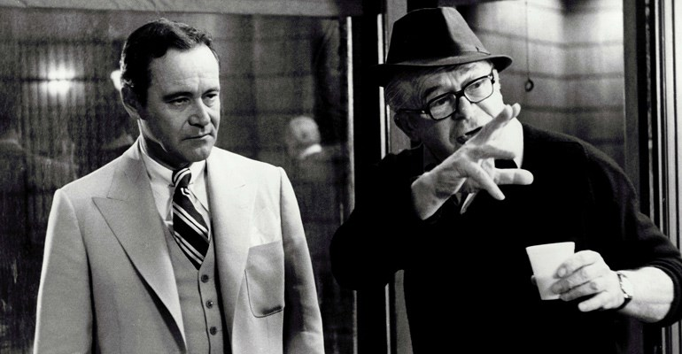 Billy Wilder & Jack Lemmon