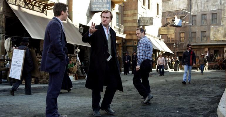 Christopher Nolan & Christian Bale