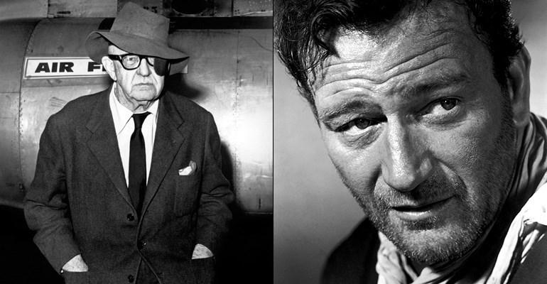 John Ford & John Wayne