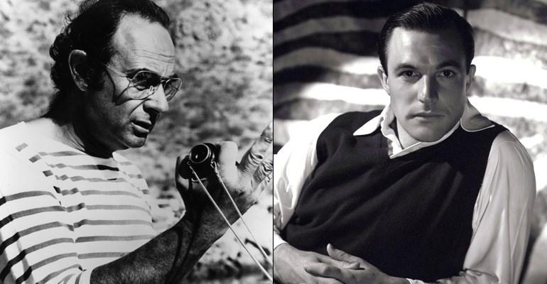 Stanley Donen & Gene Kelly