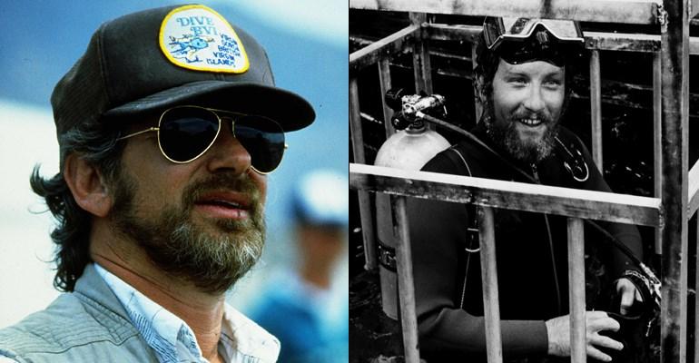 Steven Spielberg & Richard Dreyfuss
