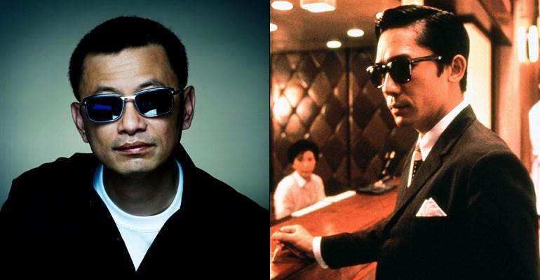 Wong Kar-Wai & Tony Leung