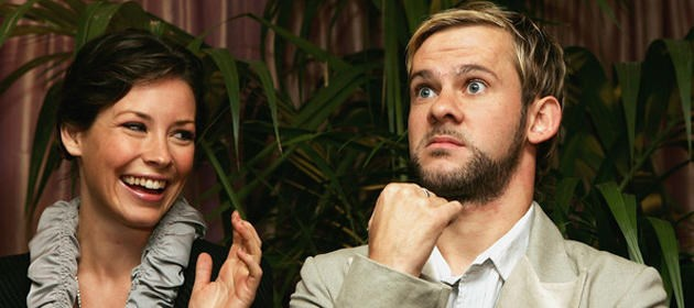 30 - Dominic Monaghan & Evangeline Lilly