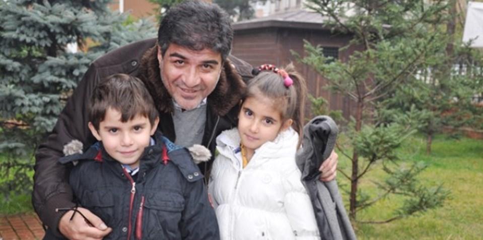 İbrahim Erkal, mart ayında üçüncü kez baba olmuştu.