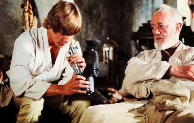 Star Wars'un perde arkası