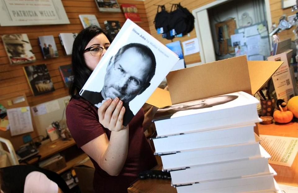 Steve Jobs zirveye oynuyor!