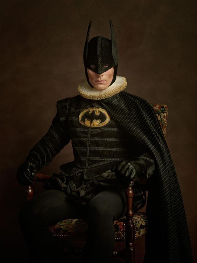 Süper kahramanlar 16. yüzyılda yaşasaydı