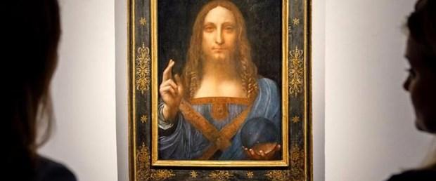 Suudi Prens da Vinci'nin Hz. İsa tablosunu satın aldı