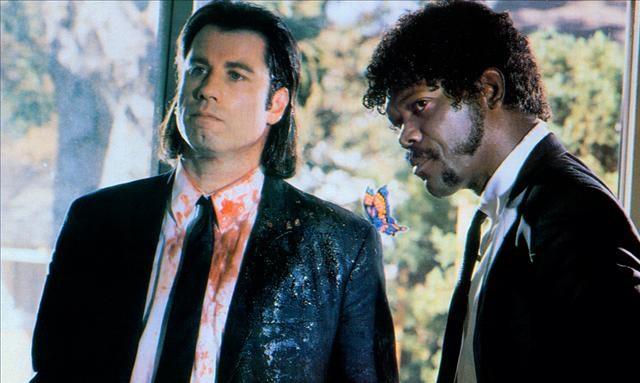 Tarantino evrenine hoşgeldiniz