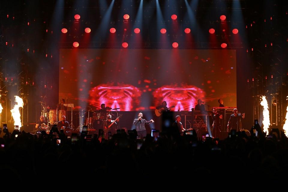 Tarkan, New York, Tarkan konseri