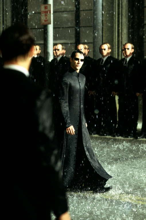 a synopsis of the movie matrix