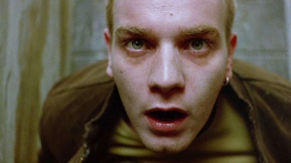 Ewan McGregor, 1996 yapımı Trainspotting filmiyle tanınmıştı.
