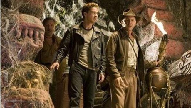 1. Indiana Jones And The Kingdom Of The Crystal Skull (2008)
