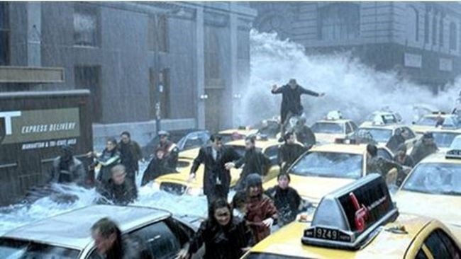 35. The Day After Tomorrow (2004)