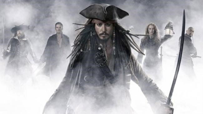 36. Pirates Of The Caribbean: At World's End (2007)