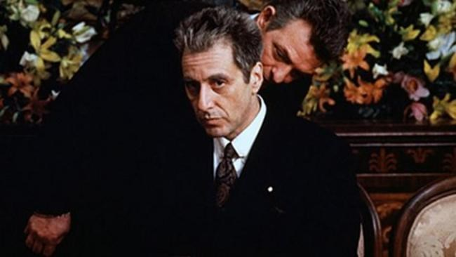 4. The Godfather pt 3 (1990)