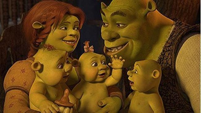 48. Shrek The Third (2007)