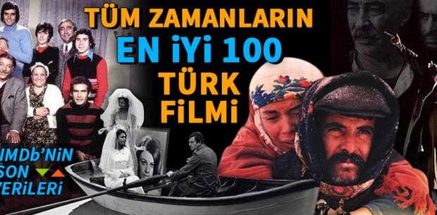 Tüm zamanların en iyi 100 Türk filmi