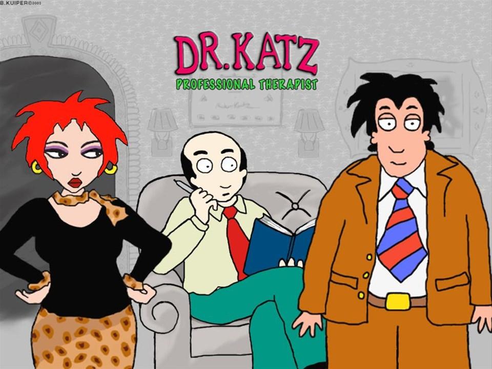 82. Dr. Katz, Professional Therapist (1995–2000)