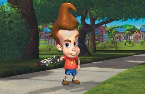 84. The Adventures of Jimmy Neutron: Boy Genius (2002-2006)