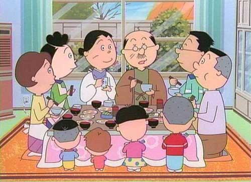 90. Sazae-san (1969- ... )