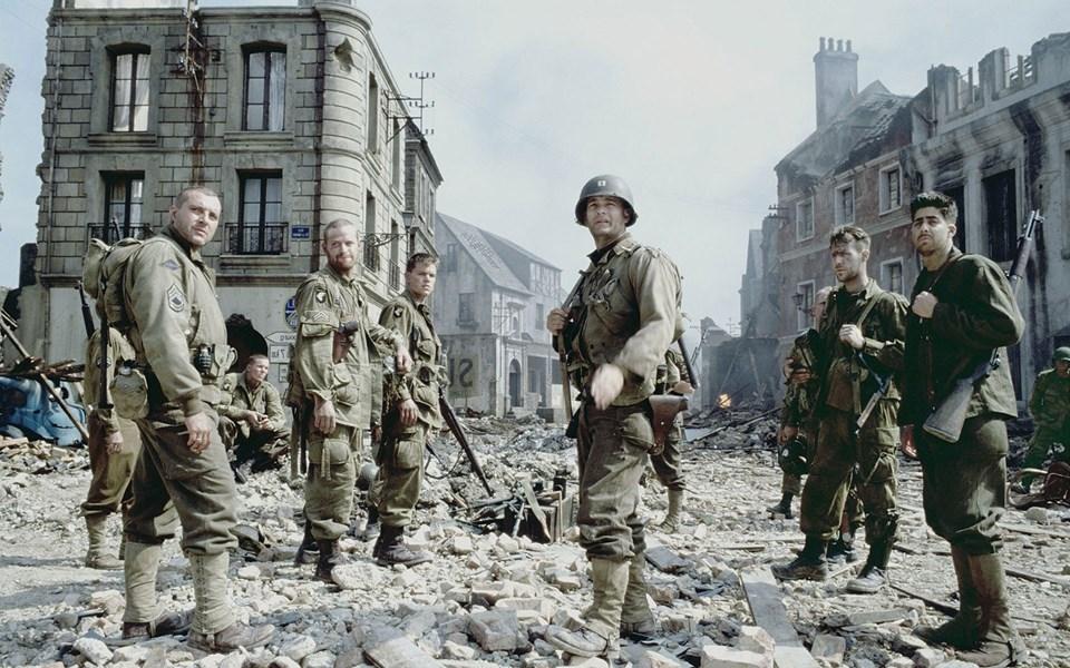 Tüm Zamanların En Iyi Savaş Filmleri 1 Ntv