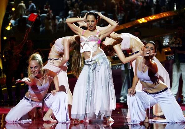 Eurovision, Eurovision 2018, Manga