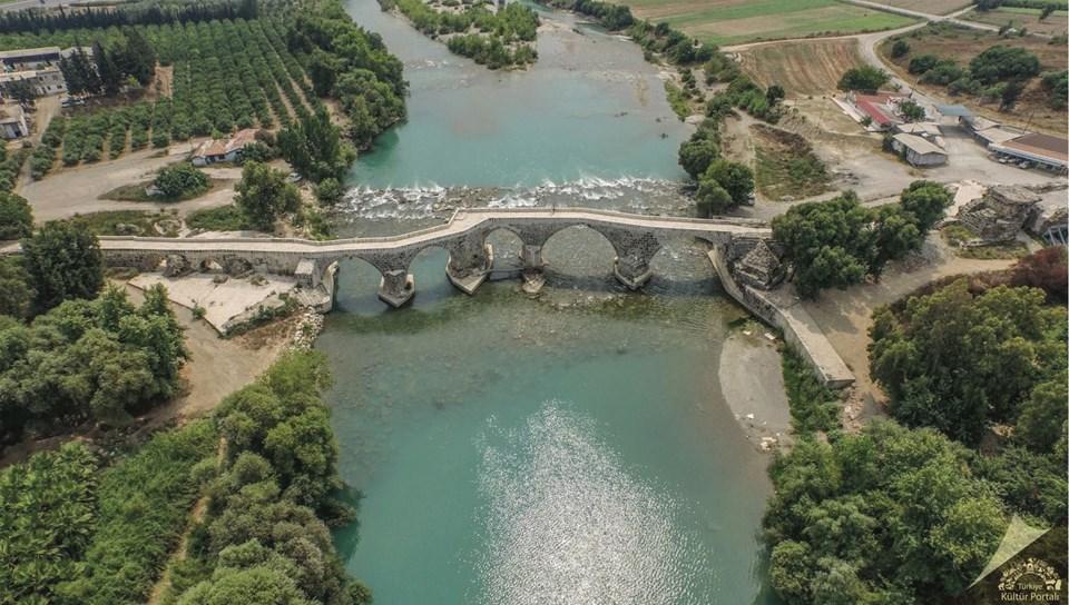 Belkıs Sultan Alaeddin Köprüsü - Antalya