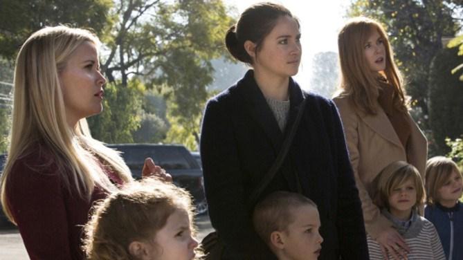 Avustralyalı yazar Liane Moriary'nin aynı adlı romanından David E. Kelley'nin uyarladığı dizinin yapımcıları arasında Reese Witherspoon da var. Dizinin IMDB puanı 8,5.