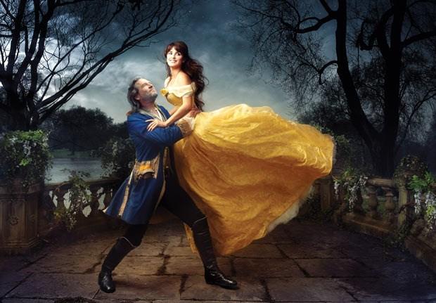 Annie Leibovitz'den Disney Dream portreleri