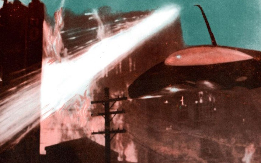 15. War of the Worlds
