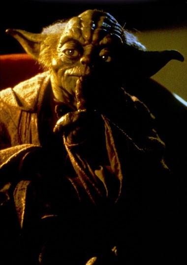 7. Yoda, Star Wars
