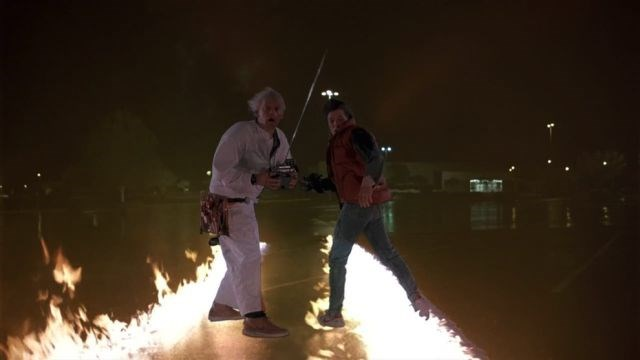 Back to the Future, 1985