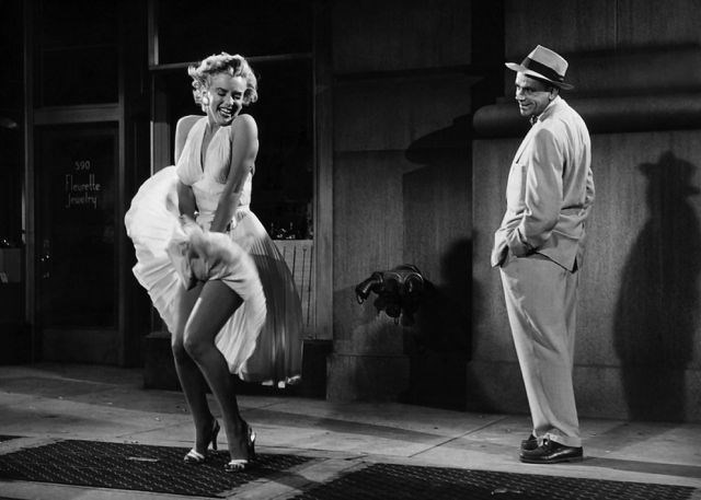 Seven Year Itch, 1955