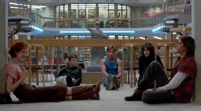The Breakfast Club, 1985