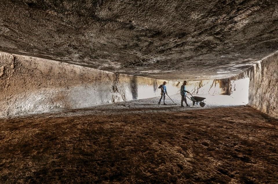 Van'da bulunan Urartuların en büyük oyma mekanı turizme kazandırılacak.