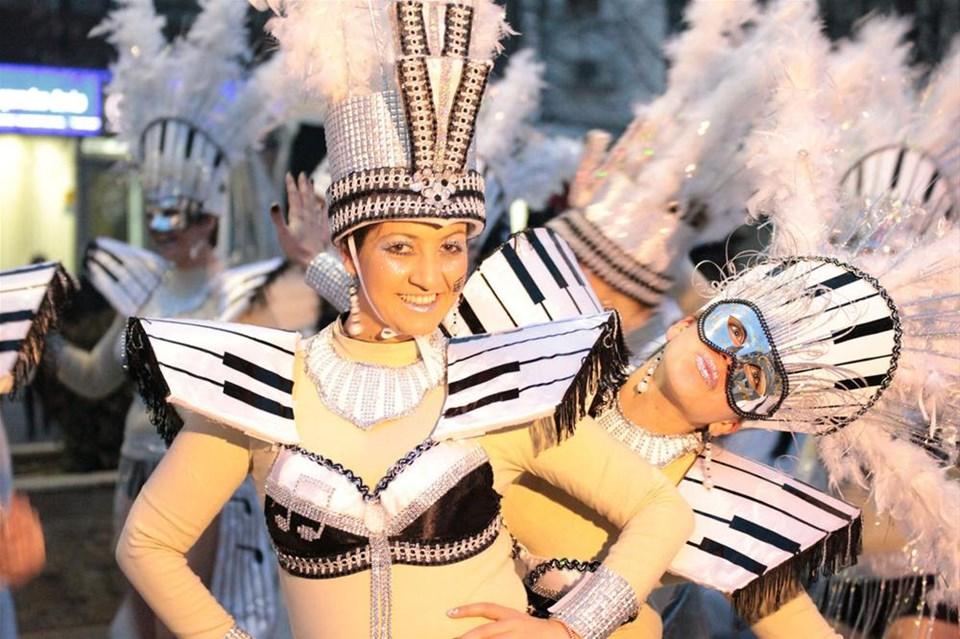Ustrumca Karnavalı'na yoğun ilgi
