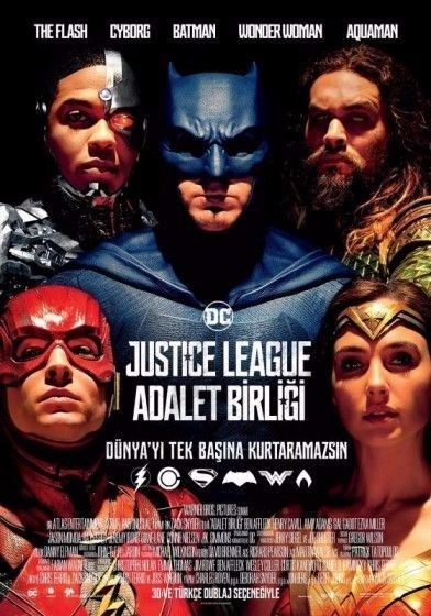 """""""Justice League: Adalet Birliği"""""""