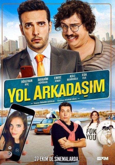 'YOL ARKADAŞIM'
