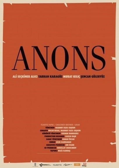 """""""ANONS"""""""