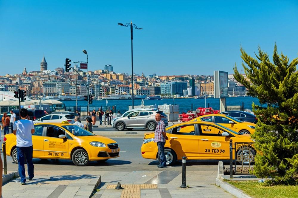 İstanbul'un bitmeyen taksi sorunu:  Krizin nedeni plaka ağalığı - 13