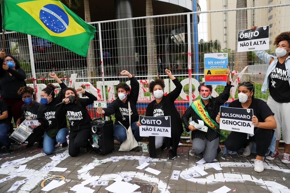 Brezilya'da hastane skandalı: Covid-19 ölümlerini sakladı, yaşlılar üzerinde ilaç test etti - 7