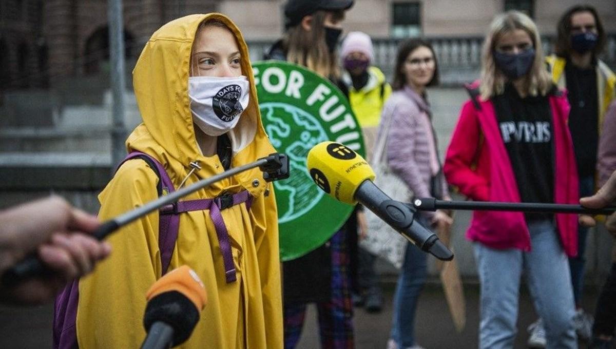 Greta Thunberg'den iklim zirvesi sonrası Twitter hamlesi