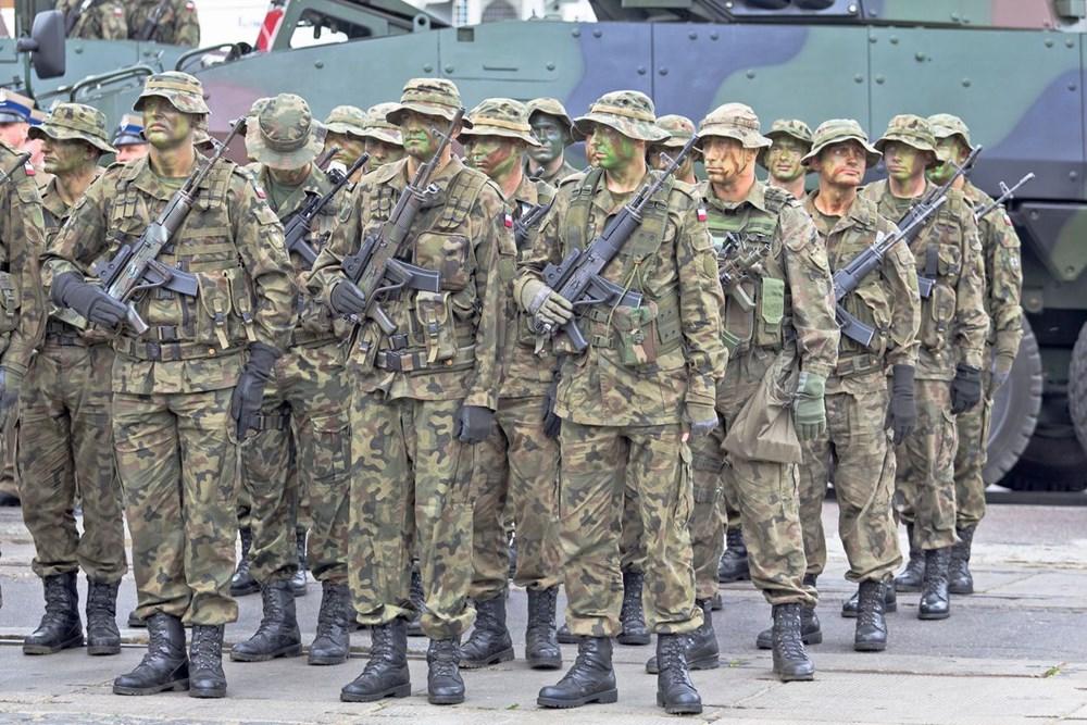 Dünyanın en fazla askeri harcama yapan 25 ülkesi: Listede Türkiye de var - 9