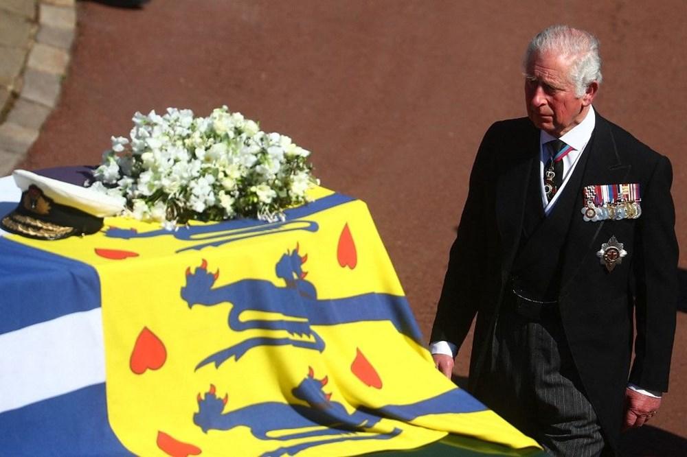 İngiltere, Prens Philip'e veda ediyor - 13
