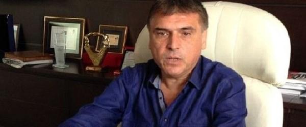 Galatasaray'ın ilk başkan adayı Ali Fatinoğlu