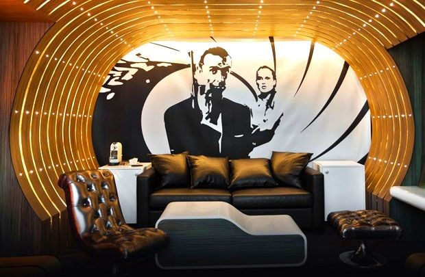 paris seven hotel, james bond, 007 odası, paris otel önerileri