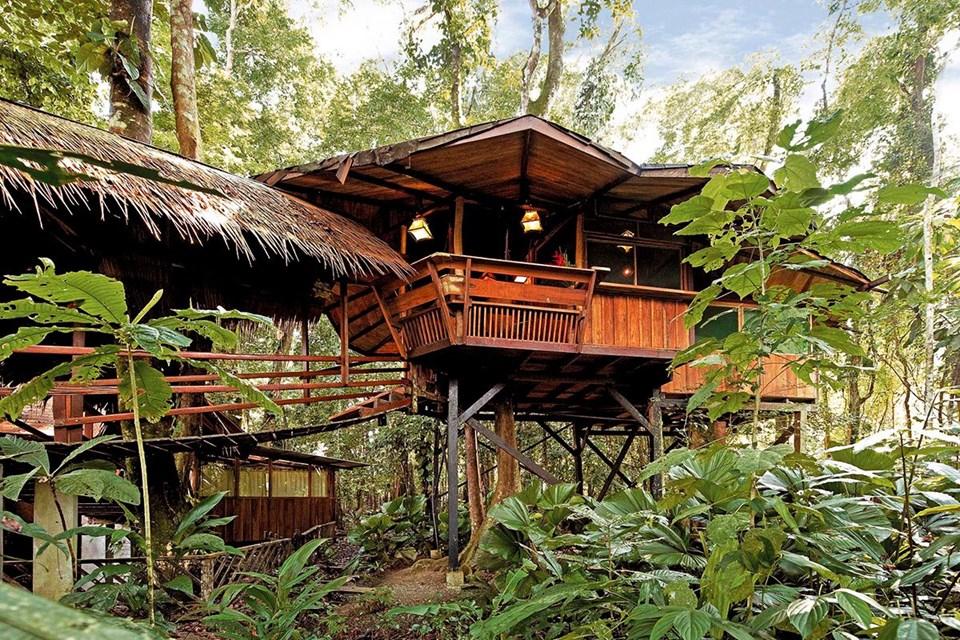 ağaç evler, ağaç ev oteller, doğada tatil, doğal tatil, ilginç konaklama deneyimleri, ilginç oteller, ormanda konaklama
